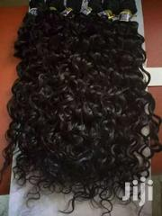 Semi Human Curly Weave Bundles Tangle Free | Hair Beauty for sale in Nairobi, Nairobi Central