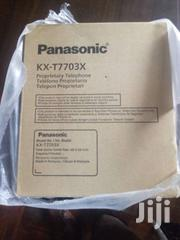 Panasonic KX-TS7703X Phone | Home Appliances for sale in Nairobi, Nairobi Central