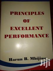 Principle Of Excellent Performance   Books & Games for sale in Meru, Timau