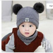 Baby Hat And Scarf Set Between 1 And 8 Years | Children's Clothing for sale in Nairobi, Westlands