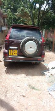 Toyota Land Cruiser Prado 2003 TX Red | Cars for sale in Baringo, Kabarnet