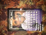 Barack, Inc. Winning Business Lessons Of The Obama Campaign | Books & Games for sale in Nairobi, Westlands