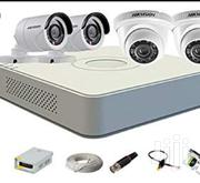 4 Cctv Camera System Sale Full Kit | Security & Surveillance for sale in Nairobi, Nairobi Central