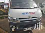 Toyota HiAce 2008 White | Buses & Microbuses for sale in Kiambu, Ikinu