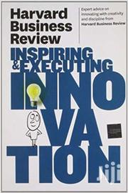 Inspiring And Executing Innovation HBR. | Books & Games for sale in Homa Bay, Mfangano Island