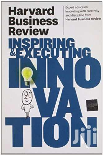 Inspiring And Executing Innovation HBR.