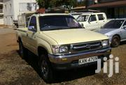 Toyota Hilux 2001 Yellow | Cars for sale in Baringo, Marigat