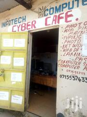 Fully Equipped Cyber Cafe | Commercial Property For Sale for sale in West Pokot, Kapenguria