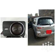 JVC CW-DRA8 Drvn (8'') Compact Powered Subwoofer | Vehicle Parts & Accessories for sale in Nairobi, Nairobi Central