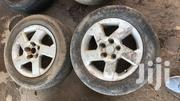 Mitsubishi 18 Incj Rims With Tyres | Vehicle Parts & Accessories for sale in Nairobi, Imara Daima