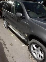 BMW X5 2005 3.0d Automatic Gray | Cars for sale in Nairobi, Nairobi Central