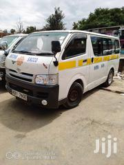 Nissan HiAce 2006 White | Buses & Microbuses for sale in Nyeri, Rware