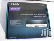 D-link DGS1210 10 Giga Web Smart Switch  2 Gigabit SFP | Computer Accessories  for sale in Nairobi, Kwa Reuben