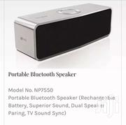 LG Music Flow P7. Portable Bluetooth Speaker With Superior Sound | Audio & Music Equipment for sale in Nairobi, Nairobi Central