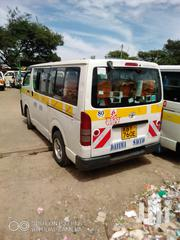 Toyota HiAce 2006 White | Buses & Microbuses for sale in Nyeri, Ruring'U