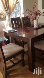 Sturdy and Well Made Dining Table | Furniture for sale in Nairobi, Kileleshwa