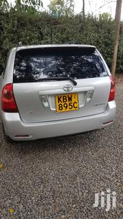 Toyota Fielder 2007 Silver | Cars for sale in Kiambu, Ruiru