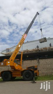 Mobile Crane 2005 For Hire | Heavy Equipment for sale in Mombasa, Ziwa La Ng'Ombe