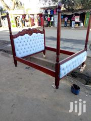 Blue Bed At Affordable Price | Furniture for sale in Nairobi, Kariobangi South
