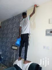 Professional Wall Paper Installation | Building & Trades Services for sale in Mombasa, Shimanzi/Ganjoni