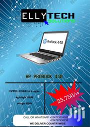 Laptop HP ProBook 440 4GB Intel Core I5 HDD 500GB | Laptops & Computers for sale in Nairobi, Nairobi Central
