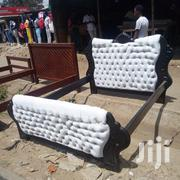 Hard Wood Bed (Mahogani) | Furniture for sale in Nairobi, Kariobangi South