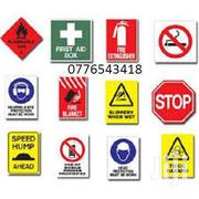 INDUSTRIAL SAFETY SIGNAGE | Safety Equipment for sale in Nairobi, Nairobi Central