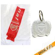 Arsenal Scarf And Complementary Keyholder | Clothing Accessories for sale in Nairobi, Nairobi Central