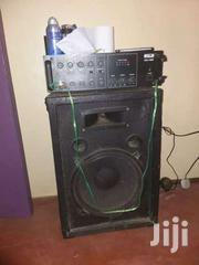 Ahuja Amplifier And A Big Speaker!! | Audio & Music Equipment for sale in Nairobi, Kahawa West