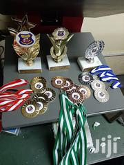 Trophy And Medal Branding Free Delivery | Manufacturing Services for sale in Nairobi, Nairobi Central