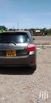 Toyota Auris 2010 Gray | Cars for sale in Nyandarua, Rurii