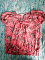 Chiffon Top | Clothing for sale in Nakuru, Flamingo