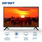 "Hifinit By Haier 24"", LED HD TV - Black 