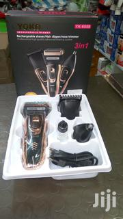 Rechargeable Shaver/Hair Clipper/Nose Trimmer | Tools & Accessories for sale in Nairobi, Kahawa West