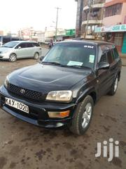 Toyota RAV4 1997 Black | Cars for sale in Uasin Gishu, Huruma (Turbo)