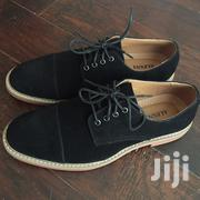 New Black Alfani Suede Dress Shoes | Shoes for sale in Mombasa, Mkomani