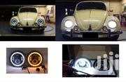 Volkswagen Beetle Classic: LED Driving Headlights Upgrade | Vehicle Parts & Accessories for sale in Nairobi, Nairobi Central