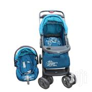 3 In 1 Baby Stroller Set Baby Stroller And Baby Car Seat | Children's Gear & Safety for sale in Nairobi, Westlands