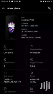Brand:Oneplus Model:One Plus A5000 Age :6months Old | Mobile Phones for sale in Nairobi, Nairobi South
