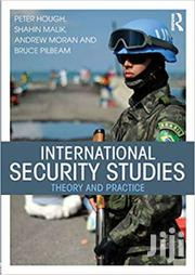 International Security Studies -peter Hough | Books & Games for sale in Nairobi, Nairobi Central