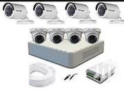8 Hikivision CCTV Cameras Complete System KIT | Security & Surveillance for sale in Nairobi, Nairobi Central