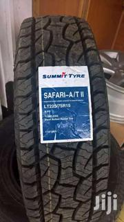 225/75R15 Safari Summit A/T Tyre   Vehicle Parts & Accessories for sale in Nairobi, Nairobi Central