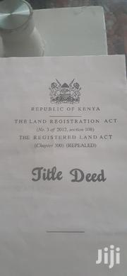 Title Deed Ready | Land & Plots For Sale for sale in Kajiado, Kaputiei North