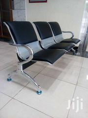 Leather Padded Link Waiting Area Chairs | Furniture for sale in Nairobi, Woodley/Kenyatta Golf Course