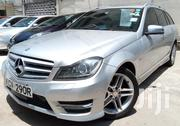 Mercedes-Benz C200 2012 Silver | Cars for sale in Mombasa, Shimanzi/Ganjoni