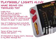 "Toy Brand Name From USA /  Lights Alive"" Hours Of Fun!!"" 