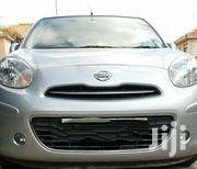 Nissan March 2012 Silver | Cars for sale in Mombasa, Bamburi