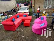 Eight Seater Chester With 2pulf Seats | Furniture for sale in Nairobi, Ngara