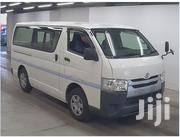 Toyota Hiace 7L 2015 White   Buses & Microbuses for sale in Mombasa, Kipevu