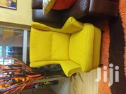 2 Yellow Arm Chairs | Furniture for sale in Nairobi, Lavington